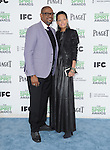Forest Whitaker and Keisha Nash Whitaker attends The 2014 Film Independent Spirit Awards held at Santa Monica Beach in Santa Monica, California on March 01,2014                                                                               © 2014 Hollywood Press Agency