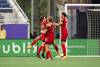 Orlando Pride vs Portland Thorns FC, June 26, 2016