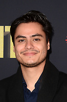 """LOS ANGELES - FEB 29:  Kiowa Gordon at the """"Andre The Giant"""" HBO Premiere at the Cinerama Dome on February 29, 2018 in Los Angeles, CA"""