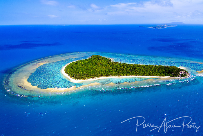Ilot Mouac, lagon Nord