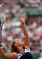 France, Paris, 30.05.2014. Tennis, French Open, Roland Garros, Dominika Cibulkova (SVK)  <br />