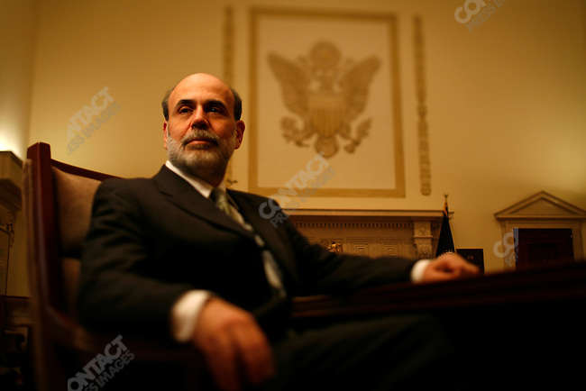 Ben S. Bernanke, Chairman of the Federal Reserve. Washington, D.C., July 2006