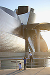 Guggenheim Museum; Bilbao; Basque Country; Spain