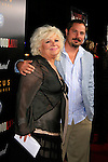 Beverly Hills, California - September 7, 2006.Renee Taylor arrives with her son Gabriel Bologna at the Los Angeles Premiere of  Hollywoodland held at the Samuel Goldwyn Theater..Photo by Nina Prommer/Milestone Photo