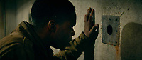 Overlord (2018)<br /> Jovan Adepo <br /> *Filmstill - Editorial Use Only*<br /> CAP/MFS<br /> Image supplied by Capital Pictures