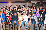 """Still 29: Sarah O'Connell(seated 3rd from Lt)from Lixnaw had a fab """"Mad Hatters""""party for her 30th birthday in the AbbeyInn,Tralee last Saturday surrounded by Family and friends.."""