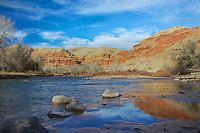 Wind River, Badlands, Dubois Wyoming   Dubois, Wyoming