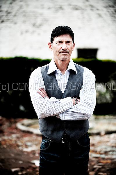 Belgian football coach Felice Mazzu (Belgium, 08/05/2013)