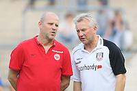 05.09.2014: FSV Frankfurt vs. Eintracht Frankfurt