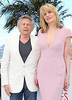 La Vénus A La Fourrure - Photocall -66th Cannes Film Festival - Cannes
