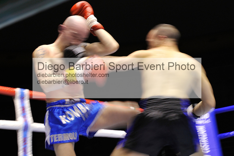 02 marzo 2012 - Thai Boxe Mania<br /> Torino, Palaruffini