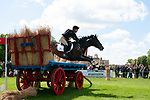 Badminton, Gloucestershire, United Kingdom, 4th May 2019, \ during the Cross Country Phase of the 2019 Mitsubishi Motors Badminton Horse Trials, Credit:Jonathan Clarke/JPC Images