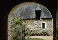 Europe/France/Pays de la Loire/Maine-et-Loire/Environ d'Angers : AOC Anjou Savennières (Coulée de Serrant)