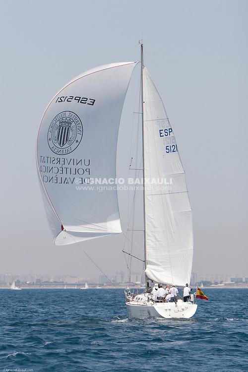 XV Trofeo UPV Vela,13 de Mayo de 2012, Real Club Náutico de Valencia