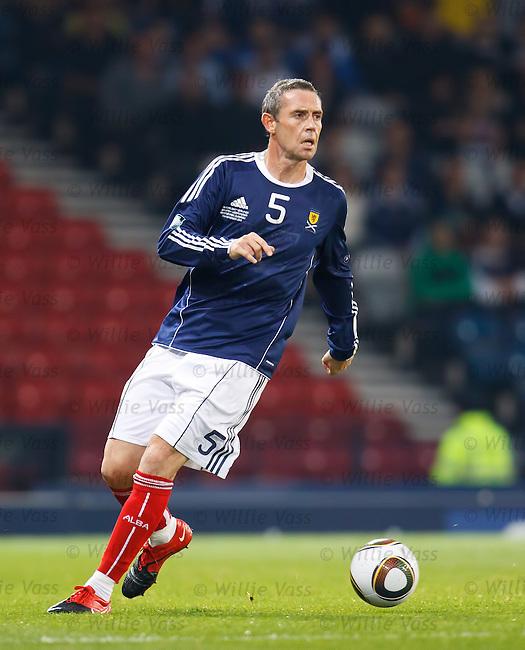 David Weir, Scotland