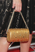 NEW YORK, NY - NOVEMBER 12: Close up of Patricia Clarkson's Bag at the 'Silver Linings Playbook' Tribeca Teaches Benefit Premiere at the Ziegfeld Theatre on November 12, 2012 in New York City. Credit: RW/MediaPunch Inc. /NortePhoto/nortephoto@gmail.com
