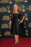 LOS ANGELES - APR 24: Dawn Stroupe at The 42nd Daytime Creative Arts Emmy Awards Gala at the Universal Hilton Hotel on April 24, 2015 in Los Angeles, California