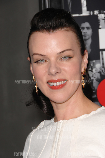 """Entourage"" star Debi Mazar at the season premiere of ""Entourage"" at the Cinerama Dome, Hollywood..April 6, 2007  Los Angeles, CA.Picture: Paul Smith / Featureflash"