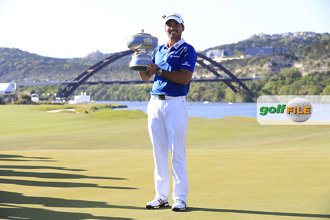Jason Day (AUS) winner of the WGC Dell Matchplay championship, austin Country club, Austin, Texas, USA. 27/03/2016.<br /> Picture: Golffile | Fran Caffrey<br /> <br /> <br /> All photo usage must carry mandatory copyright credit (&copy; Golffile | Fran Caffrey)
