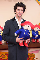 "Ben Wishaw<br /> at the ""Paddington 2"" premiere, NFT South Bank,  London<br /> <br /> <br /> ©Ash Knotek  D3346  05/11/2017"
