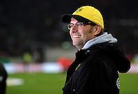 FUSSBALL   DFB POKAL   SAISON 2011/2012  ACHTELFINALE  Fortuna Duesseldorf - Borussia Dortmund              20.12.2011 Trainer Juergen Klopp (Borussia Dortmund)