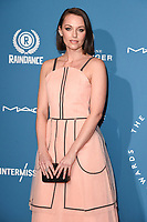 Jessica Ellerby<br /> arriving for the British Independent Film Awards 2018 at Old Billingsgate, London<br /> <br /> ©Ash Knotek  D3463  02/12/2018