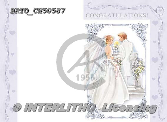 Alfredo, WEDDING, HOCHZEIT, BODA, paintings+++++,BRTOCH50587,#w# ,everyday