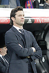 Real Madrid CF's  coach Santiago Solari during La Liga match. March 02,2019. (ALTERPHOTOS/Alconada)