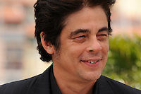 Benicio Del Toro - 65th Cannes Film Festival