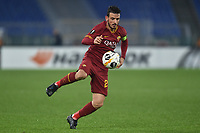 Alessandro Florenzi of Roma<br /> Roma 12-12-2019 Stadio Olimpico <br /> Football Europa League 2019/2020 Group J <br /> AS Roma -  Wolfsberg  <br /> Photo Antonietta Baldassarre / Insidefoto