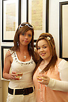 Amy Dunne and Rebecca O'Brien at the DIFE End of Year Exhibition in the D Hotel...Photo NEWSFILE/Jenny Matthews.(Photo credit should read Jenny Matthews/NEWSFILE)....This Picture has been sent you under the condtions enclosed by:.Newsfile Ltd..The Studio,.Millmount Abbey,.Drogheda,.Co Meath..Ireland..Tel: +353(0)41-9871240.Fax: +353(0)41-9871260.GSM: +353(0)86-2500958.email: pictures@newsfile.ie.www.newsfile.ie.FTP: 193.120.102.198.
