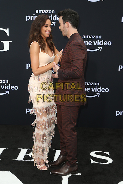 LOS ANGELES, CA - JUNE 3: Danielle Jonas and Kevin Jonas at the World Premiere of Jonas Brothers' Chasing Happiness at the Regency Bruin Theater in Los Angeles, California on June 3, 2019. <br /> CAP/MPIFS<br /> ©MPIFS/Capital Pictures