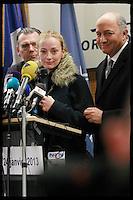 Florence Cassez libérée après 7 ans de détention - Conférence de presse - Paris