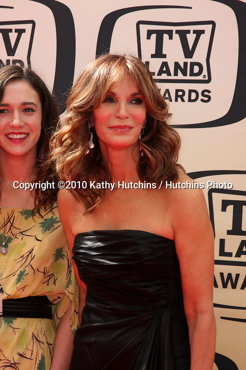 Jaclyn Smith.arrives at the 2010 TV Land Awards.Sony Studios.Culver City, CA.April 17, 2010.©2010 Kathy Hutchins / Hutchins Photo...