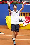 Albert Montañes se despide del tenis profesional