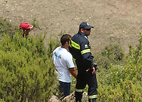 Rethymnon, Greece. Friday 11 July 2014<br />
