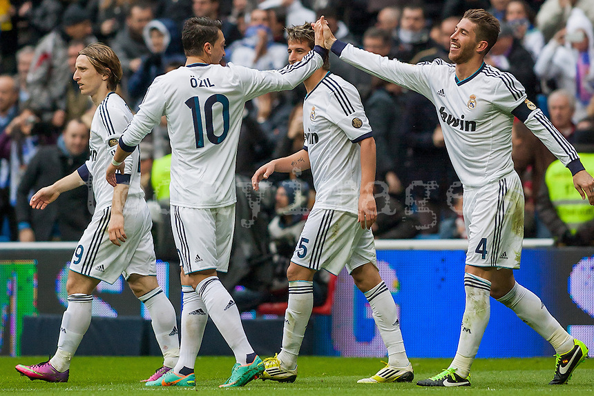 Sergio Ramos goal