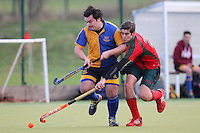 Upminster HC 2nd XI vs Redbridge & Ilford HC 14-12-13