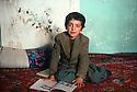 Iran 1979.A shoolboy in a Kurdish village