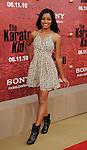 """WESTWOOD, CA. - June 07: Keke Palmer arrives at """"The Karate Kid"""" Los Angeles Premiere at Mann Village Theatre on June 7, 2010 in Westwood, California."""