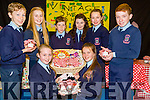 Pupils of Ardfert show off their Entrepreneurs skills by making their own sweet as they prepare for the schools Junior Entrepreneurs on Thursday Front Cara Heather and Avril Barrett. Back l-r: Earnán Ferris,Fiona Sheehan,John Davis,ruth Duffy,Katie Hussey and Jack Bodenham.
