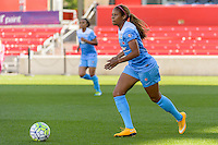 Bridgeview, IL - Sunday June 12, 2016: Casey Short during a regular season National Women's Soccer League (NWSL) match between the Chicago Red Stars and the Portland Thorns at FC Toyota Park.