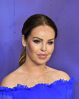 Katie Piper attends live-action remake of the hit Disney animated film Aladdin on 9th May 2019 in London, England, UK.<br /> <br /> <br /> CAP/JOR<br /> &copy;JOR/Capital Pictures