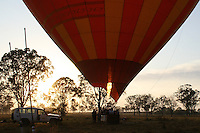 20130119 January 19 Gold Coast Hot Air Ballooning