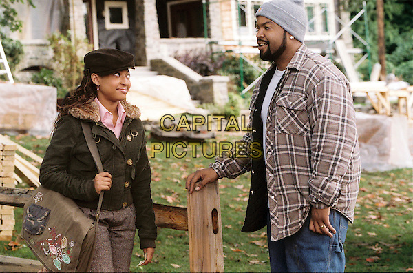 ALEISHA ALLEN & ICE CUBE.in Are We Done Yet ? .**Editorial Use Only**.CAP/FB.Supplied by Capital Pictures