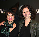 Priscilla Lopez and Mandy Gonzalez  attending the 10th Anniversary Celebration Party for 'Wicked'  at the Edison Ballroom on October 30, 2013  in New York City.