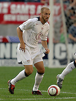 Clint Mathis, World Cup qualifier between USA and El Salvador, 2004.