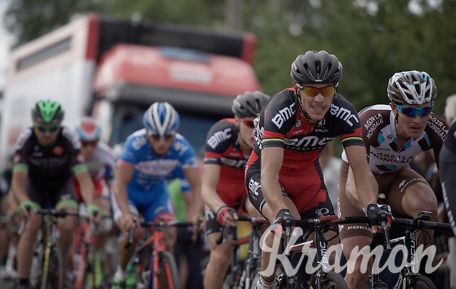 Philippe Gilbert (BEL/BMC)<br /> <br /> Tour de Wallonie 2015<br /> stage 5: Chimay - Thuin (167km)