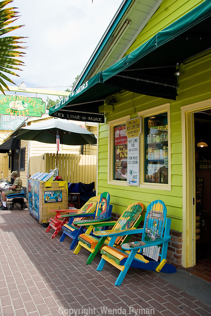 A great place for irresistable  key lime pie.