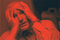 One Hour Photo (2002) <br /> Robin Williams<br /> *Filmstill - Editorial Use Only*<br /> CAP/KFS<br /> Image supplied by Capital Pictures